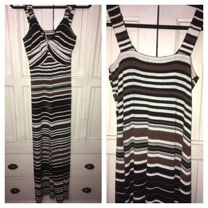 Long Knit Dress - size L(?)